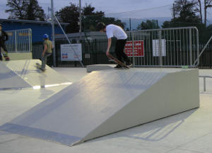 Skatepark And Climbing Walls Dlr Leisure Services Monkstown