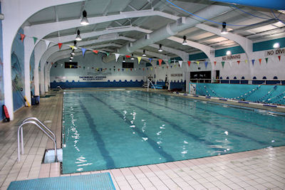 swimming pool dlr leisure services monkstown